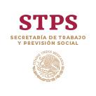 Logotipo Secretaria de trabajo y Previsión Social