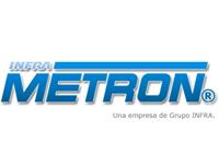 logotipo Infra Metron