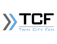 Logotipo Twin City Fan