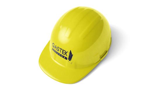 casco construcción GASTEK;