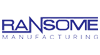 Logotipo Ransome Manufacturing Landing Page